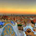 barcelona-park-guell-view